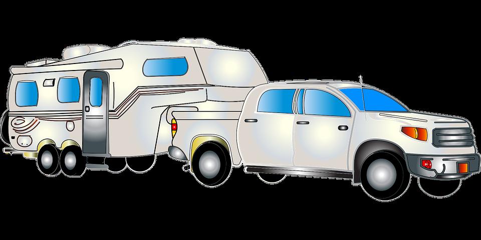 auto s karavanem