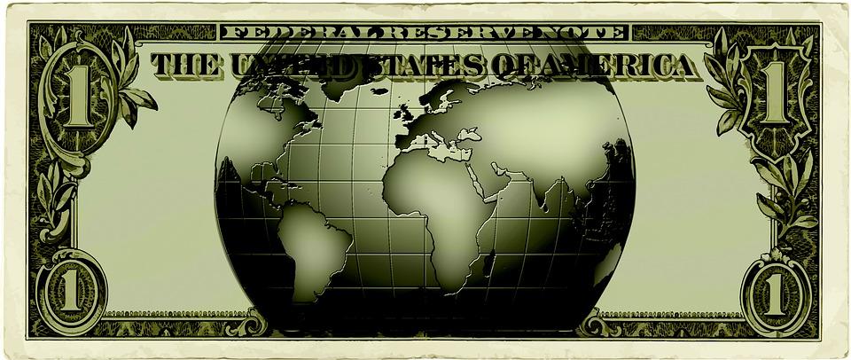 dolar a svět
