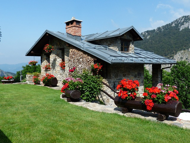 letní dům