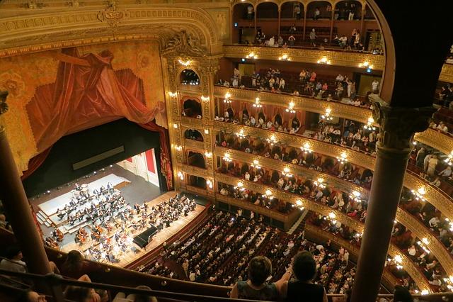 orchestr v divadle