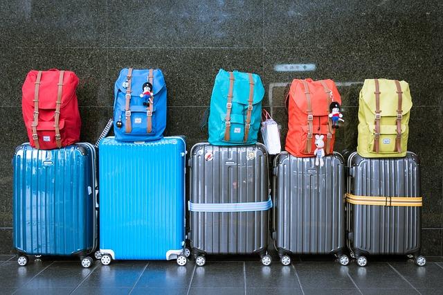 Zavazadla na letišti